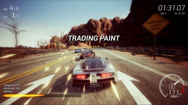 Гонка Dangerous Driving от авторов Burnout получила дату выхода. Релиз на PC — только в Epic Games Store7