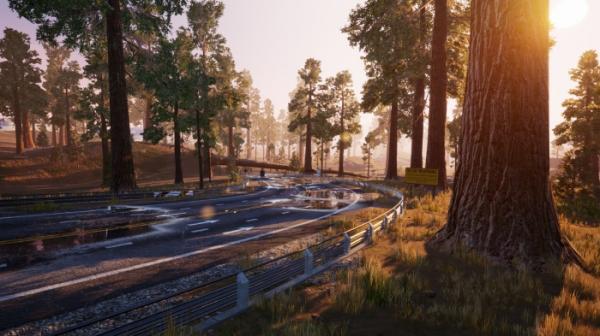 Гонка Dangerous Driving от авторов Burnout получила дату выхода. Релиз на PC — только в Epic Games Store3