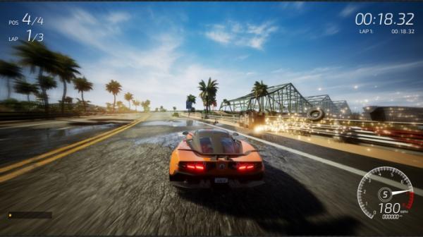 Гонка Dangerous Driving от авторов Burnout получила дату выхода. Релиз на PC — только в Epic Games Store14