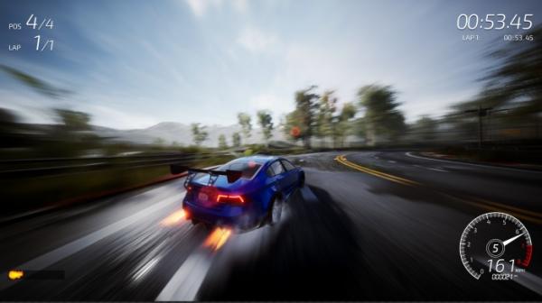 Гонка Dangerous Driving от авторов Burnout получила дату выхода. Релиз на PC — только в Epic Games Store6