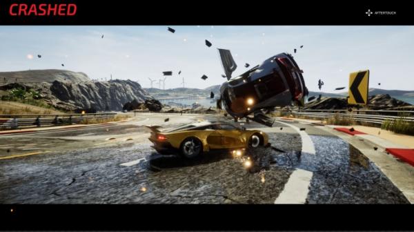 Гонка Dangerous Driving от авторов Burnout получила дату выхода. Релиз на PC — только в Epic Games Store15