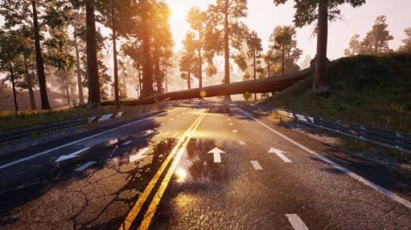 Гонка Dangerous Driving от авторов Burnout получила дату выхода. Релиз на PC — только в Epic Games Store2