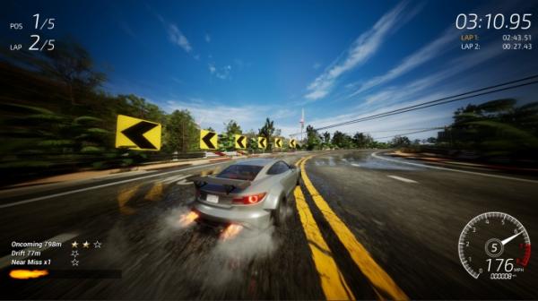 Гонка Dangerous Driving от авторов Burnout получила дату выхода. Релиз на PC — только в Epic Games Store13