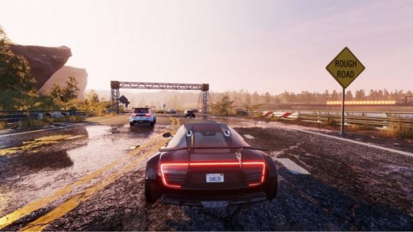 Гонка Dangerous Driving от авторов Burnout получила дату выхода. Релиз на PC — только в Epic Games Store0