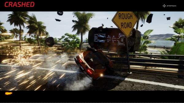Гонка Dangerous Driving от авторов Burnout получила дату выхода. Релиз на PC — только в Epic Games Store16