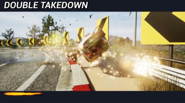 Гонка Dangerous Driving от авторов Burnout получила дату выхода. Релиз на PC — только в Epic Games Store12