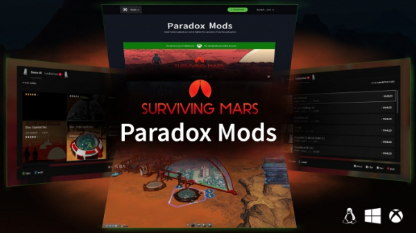 Paradox запускает на PC и Xbox One собственную платформу для модификаций0