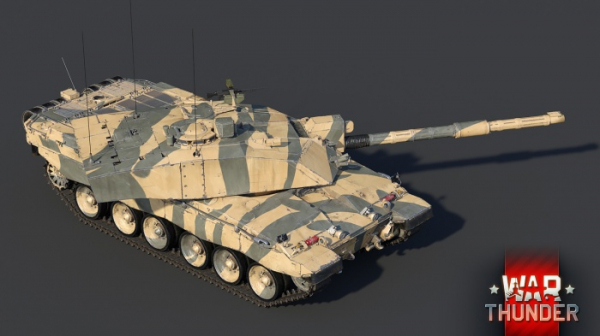Скоро в War Thunder завезут ещё больше единиц военной техники2