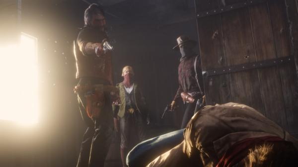 Следующее обновление для Red Dead Online усложнит жизнь хулиганам0