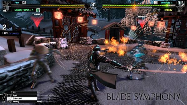 Blade Symphony0