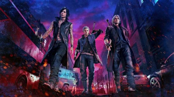 Photo of Capcom выпустила новый ролик с предысторией Devil May Cry 5