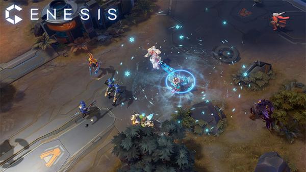 Photo of Genesis – бета-тестирование новой MOBA