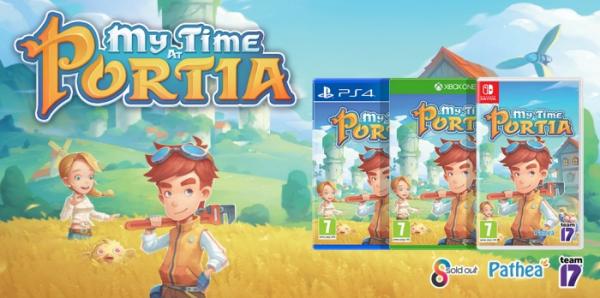 Photo of My Time At Portia появится на консолях 16 апреля