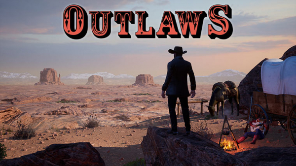 Outlaws of the Old West0