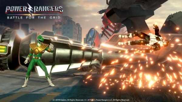 Photo of Свежий трейлер Power Rangers: Battle for the Grid демонстрирует новых персонажей и зордов