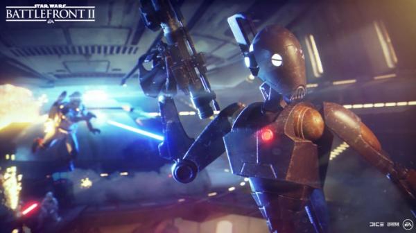 Photo of В Star Wars Battlefront II выходит режим, передающий атмосферу Войны клонов