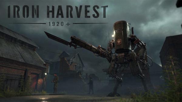 Photo of Iron Harvest – стратегия про роботов нашла издателя