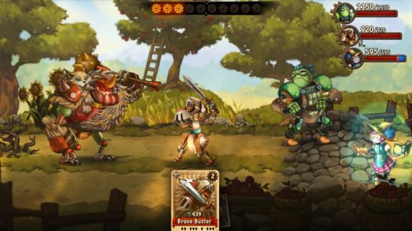 Photo of Релизный трейлер и скриншоты SteamWorld Quest — карточной фэнтези-RPG с паровыми роботами