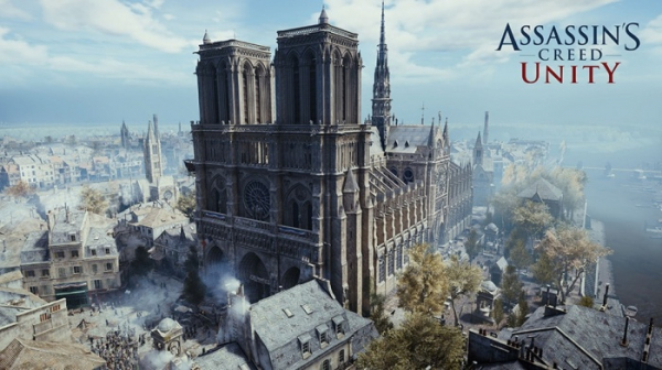 Photo of Ubisoft жертвует 500 тысяч евро на восстановление Нотр-Дама и раздаёт Assassin's Creed: Unity