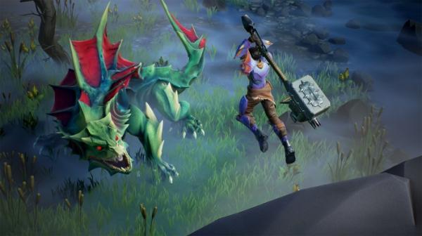Dauntless — условно-бесплатная Monster Hunter с кооперативом — стартует 21 мая на консолях и PC через EGS2