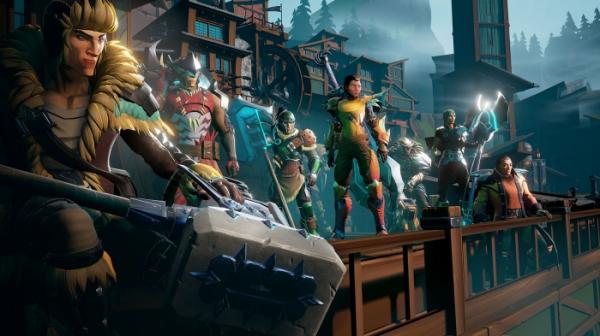 Dauntless — условно-бесплатная Monster Hunter с кооперативом — стартует 21 мая на консолях и PC через EGS1