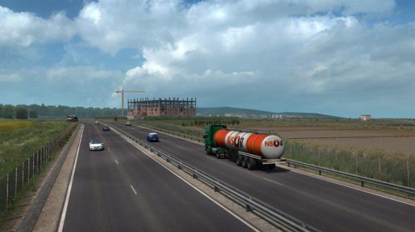 Photo of Euro Truck Simulator 2 отправляется на западные берега Чёрного моря