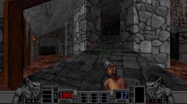 Калеб возвращается — в Steam и GOG.com вышло переиздание классического боевика Blood14