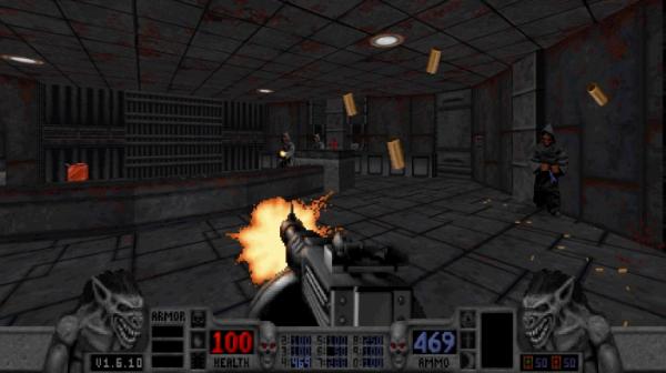 Калеб возвращается — в Steam и GOG.com вышло переиздание классического боевика Blood8