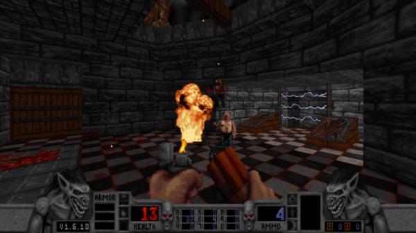 Калеб возвращается — в Steam и GOG.com вышло переиздание классического боевика Blood12
