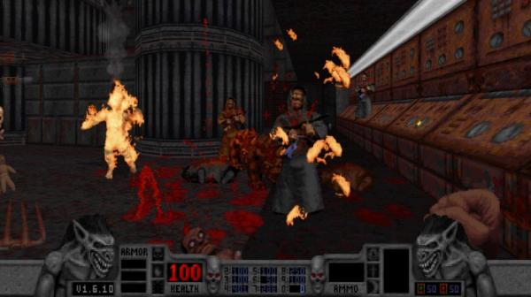 Калеб возвращается — в Steam и GOG.com вышло переиздание классического боевика Blood10