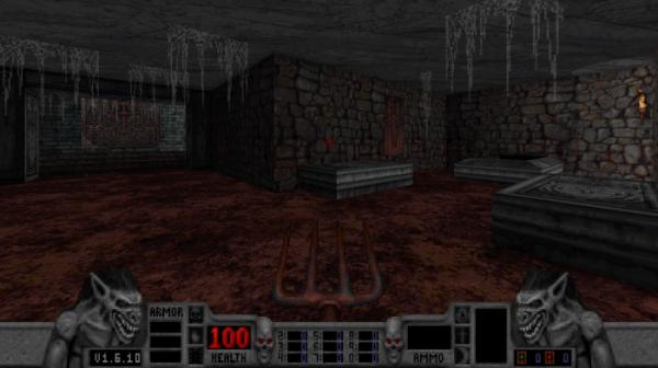 Калеб возвращается — в Steam и GOG.com вышло переиздание классического боевика Blood1