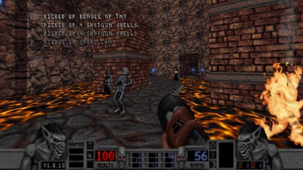 Калеб возвращается — в Steam и GOG.com вышло переиздание классического боевика Blood13