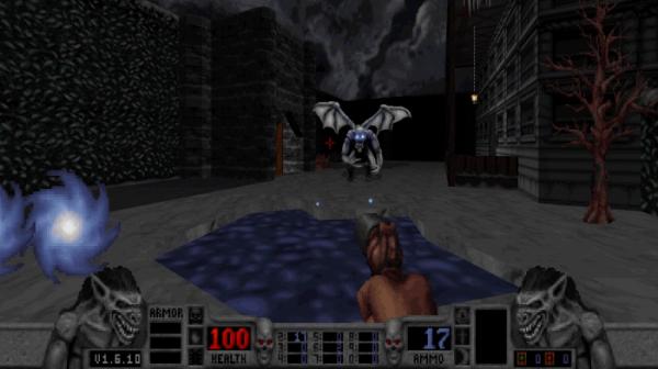 Калеб возвращается — в Steam и GOG.com вышло переиздание классического боевика Blood15