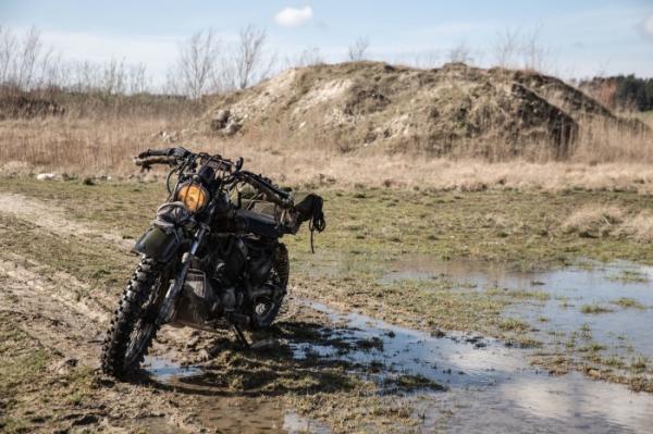 PlayStation Nordic воссоздала мотоцикл из Days Gone в реальной жизни1