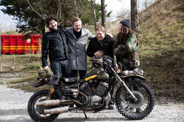 PlayStation Nordic воссоздала мотоцикл из Days Gone в реальной жизни2