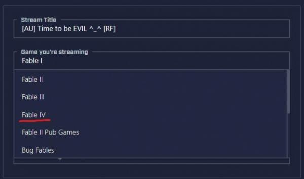 Похоже, анонс Fable IV уже близко — игру упомянули на стриминговой площадке Microsoft0