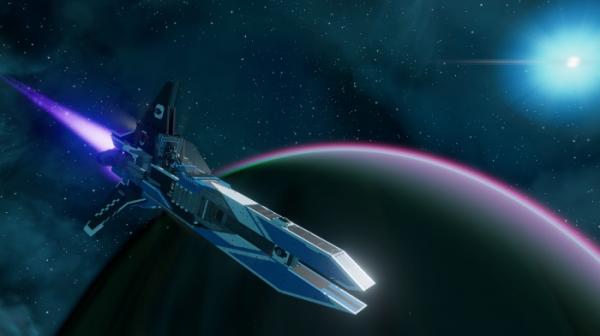 Создатели Trine представили Starbase — космическую MMO с полной разрушаемостью и вдумчивым строительством кораблей3