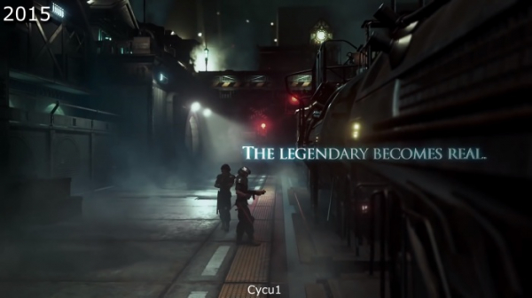 Сравнение двух версий ремейка Final Fantasy VII — из 2015-го и 2019-го4