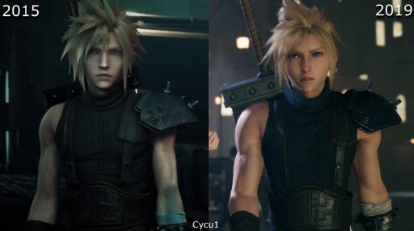 Сравнение двух версий ремейка Final Fantasy VII — из 2015-го и 2019-го3