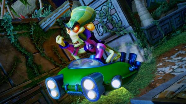 Свежий трейлер Crash Team Racing Nitro-Fueled демонстрирует богатство кастомизации3