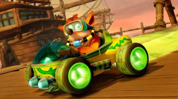 Свежий трейлер Crash Team Racing Nitro-Fueled демонстрирует богатство кастомизации2