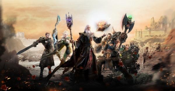В App Store и Google Play вышла World of Kings — масштабная MMORPG с PvP и подземельями0