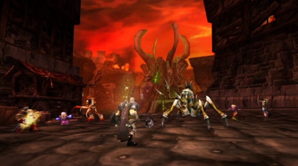 Photo of World of Warcraft Classic запускается 27 августа. Закрытый бета-тест — уже завтра