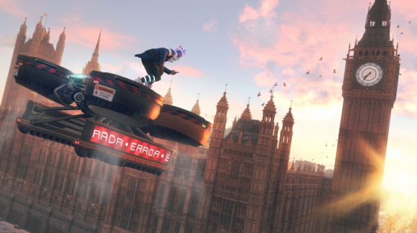 Photo of Бабуля спасает Британию — 30 минут геймплея Watch Dogs: Legion