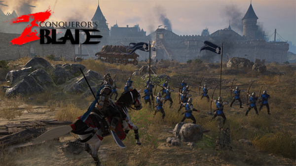 Photo of Conqueror's Blade – ОБТ масштабного средневекового экшена