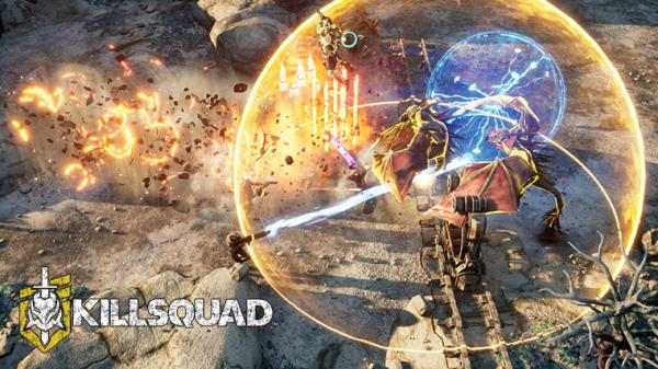 Photo of Killsquad – анонс космического вестерна на несколько игроков
