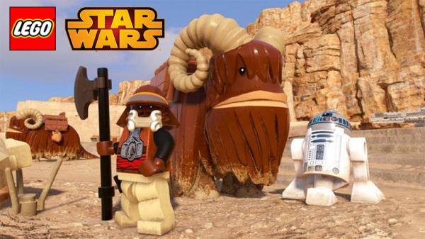 LEGO Star Wars The Skywalker Saga0
