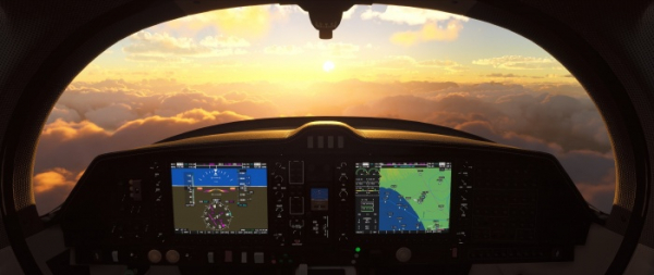 Microsoft Flight Simulator делают с акцентом на слове «симулятор». Игра поддержит пользовательский контент0
