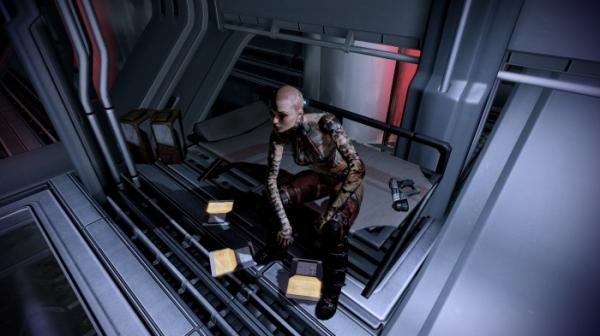 Моддер добавил в Mass Effect 2 вид от первого лица1