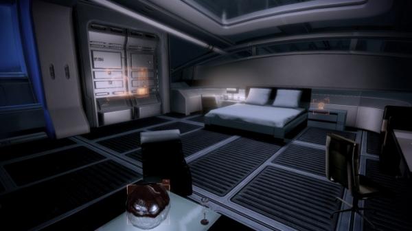 Моддер добавил в Mass Effect 2 вид от первого лица16